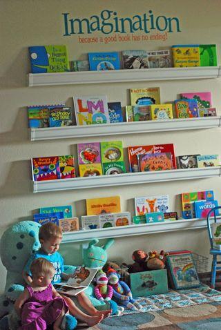 Raingutterbookshelves