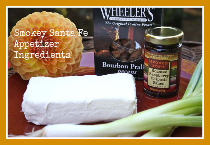 Santa Fe Appetizer Ingredients