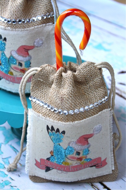 Bluebird Gift Bags - Yesterday on Tuesday