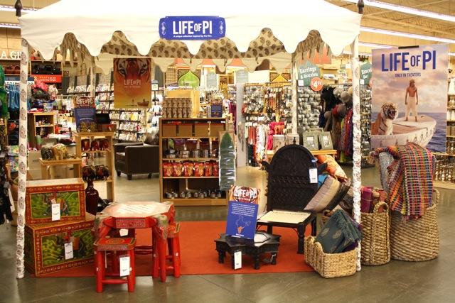 Life of Pi    worldmarket. Chicken Tikka Casserole with Life of Pi and World Market