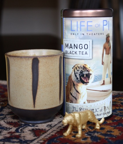 Life of Pi Black Mango Tea - Yesterday on Tuesday